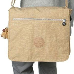 Kipling Madhouse Expandable Messenger Nylon Bag